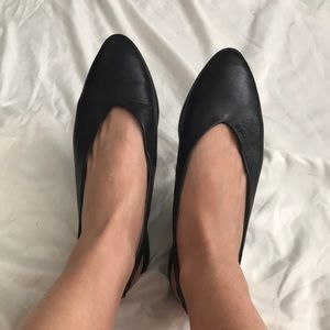 Nordstrom pointed flats